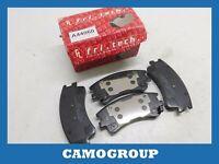 Pills Front Brake Pads Pad PEUGEOT 406 605 607 1920