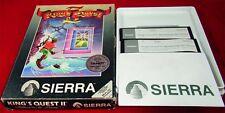 King's Quest II: 2 - Grey Box - Sierra 1985