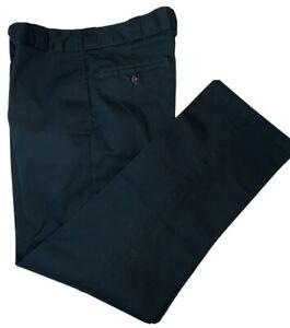 Dickies Men's Size 34 X 32 Navy 874 Original Fit Work Pants