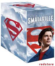 Smallville Cofanetto - La serie Completa - Stagioni da 1 a 10 (60 DVD) - NOVITA'