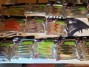 JOBLOT SEA PIKE FISHING DAIWA  PROREX.  NEW 12 PACKS. lot pw6