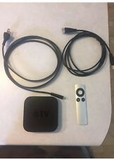 Apple TV 3rd Generation (2013) + Remote & HDMI cable Used Great Bundle #291