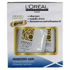 L'Oreal Xtenso Oleoshape Hair Straightener Set for Sensitized Hair 125ml