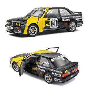 1/18 Solido BMW E30 M3 DTM 1988 N°31 Kurt Thiim Livraison Domicile