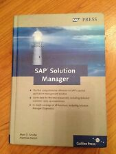 SAP Solution Manager Book