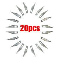 20 pcs Blades #11 Exacto Knife Style x-acto Hobby For Multi tool Crafts cutting