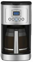 Cuisinart Perfect Temp 14-Cup Coffeemaker w/ 24 Hr Programmable Settings, Silver