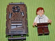 HAN SOLO & HAN SOLO in Carbonite Combo Star Wars ~ NEW Lego Parts ~ Mint