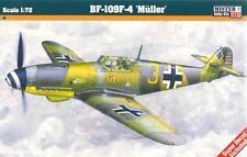 Messerschmitt BF 109 F-4 Muller (Luftwaffe Ace MKGS) 1/72 MASTERCRAFT