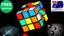 Rubics Cube Puzzle Competition 3x3 Smooth Speed Rubix Rubik Bulk Fidget Gift