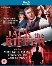Blu Ray JACK THE RIPPER mini series. Michael Caine. 2 discs. New sealed.