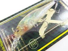 Megabass - X-80 Jr. 65.0mm 1/4oz. #07 GP INVISIBLE WAKASAGI