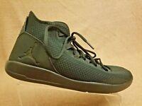 Air Jordan 834064-020 Reveal Black Jumpman Deadstock Nike Infrared Shoes Size 13