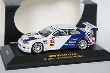 Ixo 1/43 - BMW M3 GTR V8 ALMS 2001