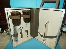Vtg Mid Century Kraftware Barware Tool Set Stainless Japan New in Box 1960s-70/'s