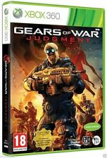 Gears of War Judgment Xbox 360 UK  EDITION BRAND NEW & Sealed