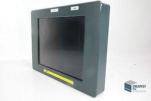 Enna 0520615001 12VDC Industrie Monitor, Operator Panel SN: 120308016