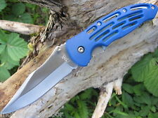 FOX outdoor Einhandmesser Gürtelclip Leichtes Messer Klappmesser Taschenmesser