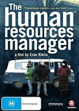 The Human Resources Manager (DVD, 2011) Brand New & Sealed Region 4 DVD - (D12)