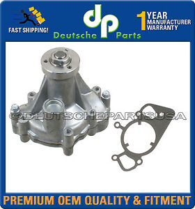 Lincoln LS Ford Thunderbird 3.9 Engine Cooling Water Pump + GASKET 2W9Z-8501-BB