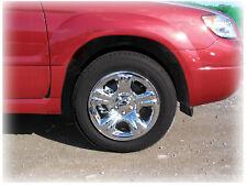 """C&C Car Worx Wheel Skins for Subaru Forester XL 15"""" dia. 98 99 00 01 02 FL-98-WC"""
