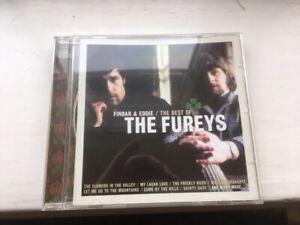 Finbar & Eddie - The Best of THE FUREYS - CD Album - 20 tracks