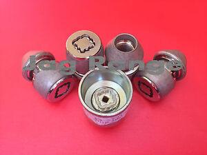 Genuine Land Rover Discovery Sport Locking Wheel Nut Kit Lock Nuts - LR086417
