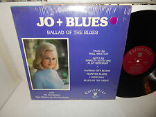 JO STAFFORD BALLAD OF JO + BLUES Paul Weston '78 Corinthian Records Shrink NM LP