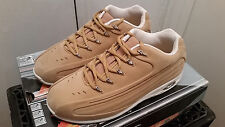 Lugz FMF Turbo Shoes (Mens, Size 7.5, Wheat / White Trim) EXCELLENT CONDITION