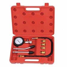 8Pcs Spark Plug Cylinder Compression Tester Test Kit Professional Gas Engine New