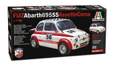 FIAT Abarth 695ss ASSETTO CORSA 1 12 Italeri 4705