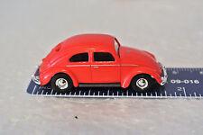 Busch 42710  HO  1/87 Volkswagen Split Window Beetle Red C-9 NIB