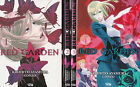 RED GARDEN tomes 1 à 4 Gonzo Ayamura manga seinen SERIE COMPLETE Epuisé