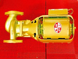 ITT B&G Bell & Gossett Series 100 BNFI A01 1/12 HP Booster Pump, 106197, W06197
