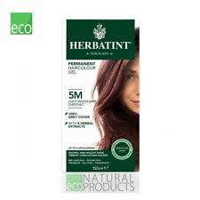 Herbatint Natural Hair Colour Light Mahogany Chestnut 5M 150ml