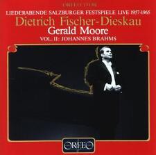Dietrich Fischer-Dieskau: Johannes Brahms (1833-1897) •Salzburg Festival Live Vo