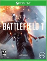 Battlefield 1 (Microsoft Xbox One, 2016) - DISC ONLY