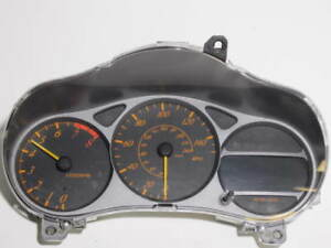 2000-2002 TOYOTA CELICA GT A/T SPEEDOMETER INSTRUMENT CLUSTER 83800-2B071