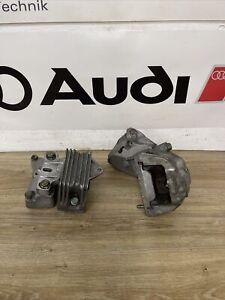 AUDI TT MK1 98-06 8N QUATTRO 1.8T COMPLETE ENGINE & GEARBOX MOUNT BRACKET SET
