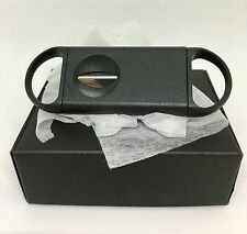 Cigar Cutter Stainless Steel V Cut Shape Blade Guillotine Knife Pocket Scissors