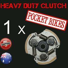 1 x Heavy Duty Pocket Bike Clutch for 49cc Pocket Rocket ATV Quad 47cc PARTS