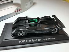 1/43 ebbro DOME S101 Sport Car Test