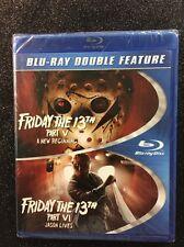 Friday the 13th Part V: A New Beginning / Friday the 13th Part VI: Jason Lives