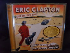Eric Clapton ‎– One More Car, One More Rider   -2CDs
