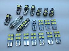 BMW X5 E70 X6 E71 E72 FULL LED Interior Lights 20 pcs SMD Bulbs White Error Free