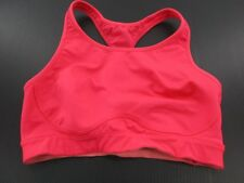 *OLD NAVY* SIZE S WOMEN'S HOT PINK HIGH SUPPORT ATHLETIC WORK OUT BRA