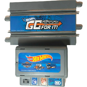 Hot Wheels Slot Cars Race Track Go for It Battery Pack The Track Pack Speed Used