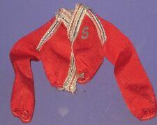 ORIGINAL RED  JACKET for  11.5 IN. STARR DOLL-MATTEL 1979