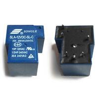 Quality High 6Pin PCB 5V 12V 24V 30A Power Relay