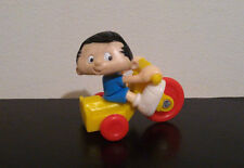 Vintage 1994 Bobby's World McDonald's Figure Cake Topper Tricycle 90s